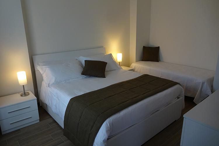 appartamento como bed breakfast