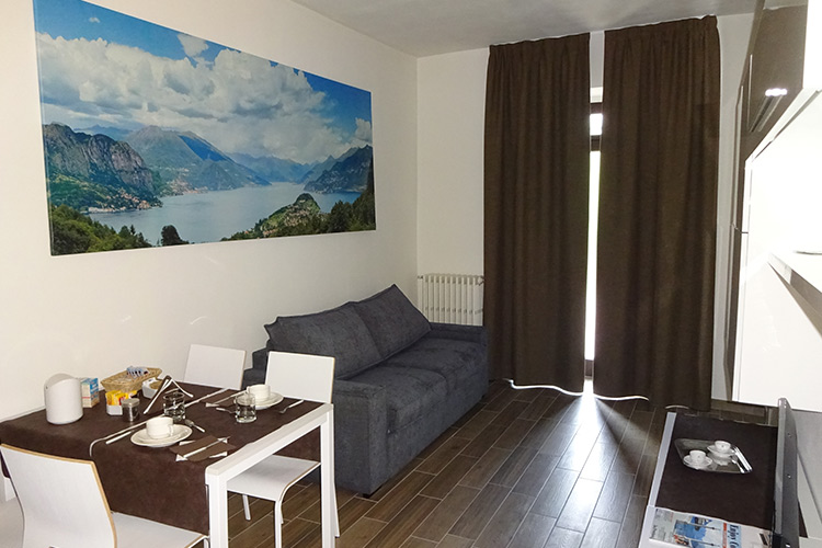 appartamento soggiorno como bed breakfast-6