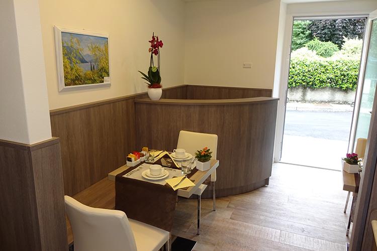 servizi offerti bed and breakfast Como