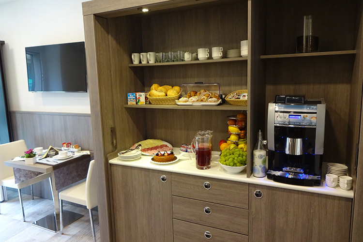 bed and breakfast como